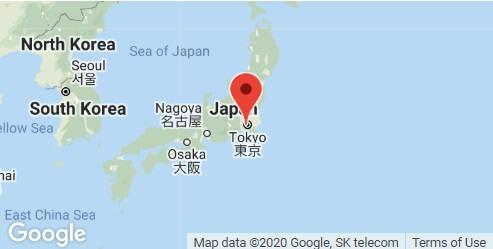 Creact International Corp Mr. Takahiro Nakai • 1-8-13 Higashigotanda • Gotanda-Masujima Bldg. 4 • Shinagawa-ku • Tokyo 141-0022