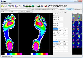 novel emed footpat software