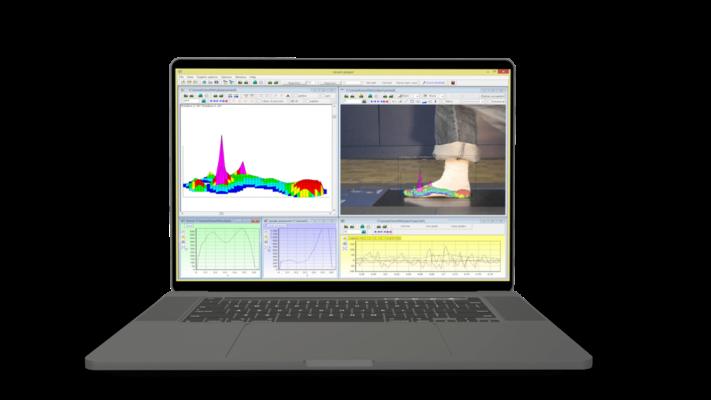 emed - pressure mapping - pressure measurement - gait analysis