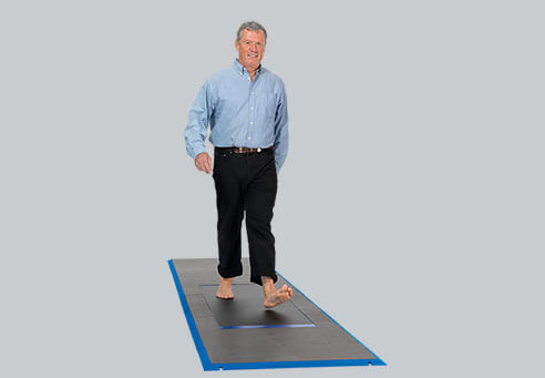 preventing diabetic foot ulcers with novel pedography - foot pressure mapping in diabetic patient
