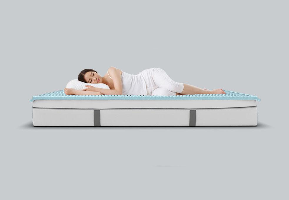 Bed mattress body pressure mapping - body pressure measurement | pliance by novel.de