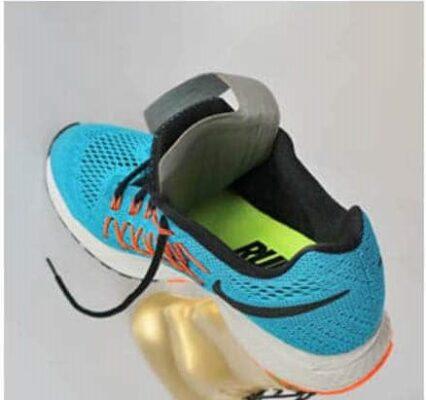 pedar pad inside shoe - dorsa - shoe pressure measurement -